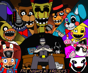 fnaf and five nights at freddy's 3 image