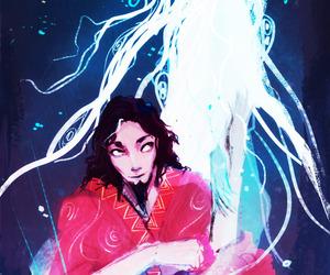 avatar, spirit, and wan image