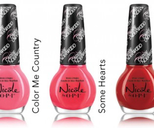 nail lacquer, nicole by opi, and nail polish image