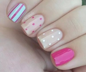 decorative, pink, and pretty image