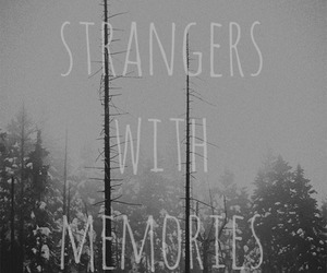 strangers and memories image
