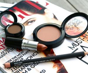 vogue, makeup, and mac image