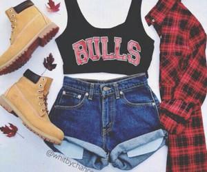 clothing, fashion, and bulls image