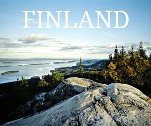 finland and beautiful image