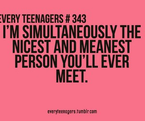 funny and teenager image