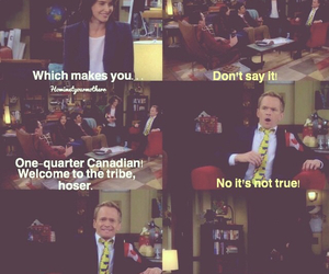 barney, funny, and himym image