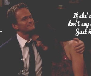 barney, crying, and himym image