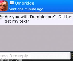 text, umbridge, and avmp image