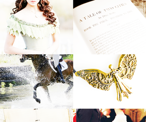 the infernal devices, tessa gray, and wessa image