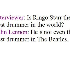 beatles, quote, and text image