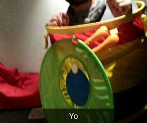 snapchat and oliver heldens image
