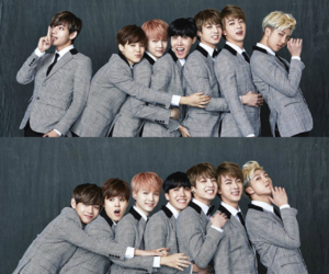 army, bts, and bangtan boys image