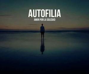 soledad, autofilia, and alone image