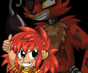 foxy, missing child, and five nights at freddy's image
