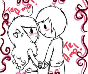 amor, I Love You, and noviazgo image