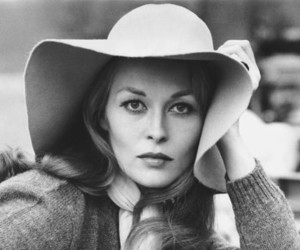 actress, Faye Dunaway, and hollywood image