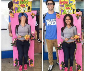 Prom, goals, and promposal image