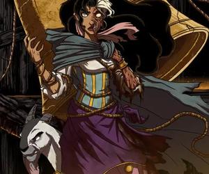 esmeralda, disney, and princess image