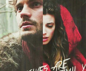 once upon a time, wolf, and ouat image