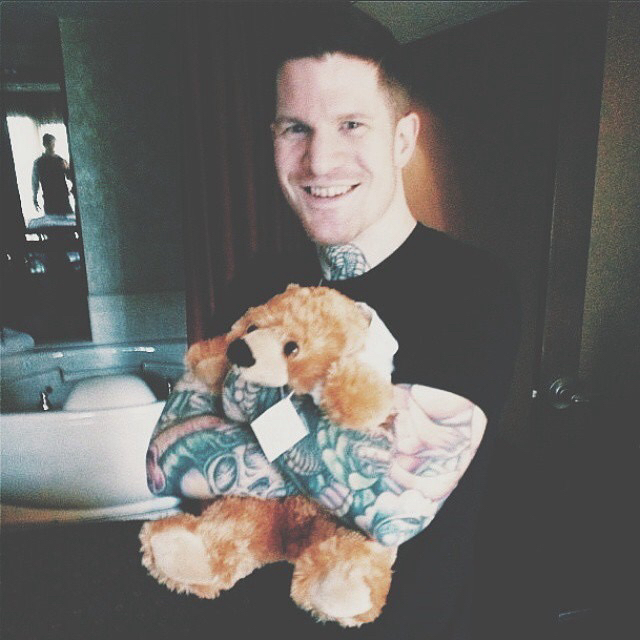 I Love Andy Hurley Shared By Paige On We Heart It