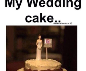 one direction, wedding, and niall horan image