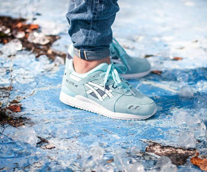 asics, gel, and sneakers image