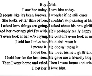 love, boy, and girl image