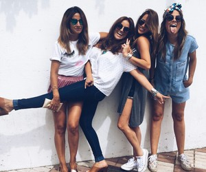 friends, crazy, and summer image