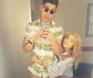couple, dancer, and chachi gonzales image