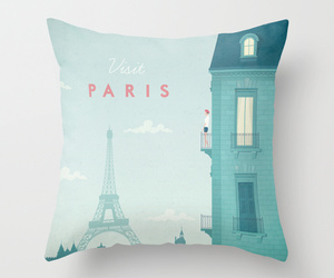 art, bed, and france image
