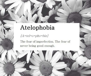 atelophobia and fear image