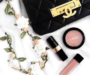 fashion, makeup, and chanel image