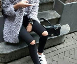 adidas, ootd, and fashion image