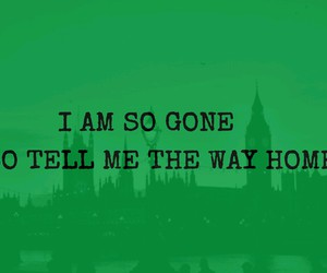 gone, home, and lost image