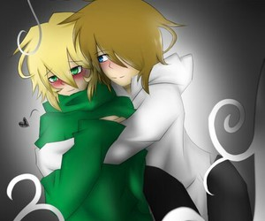 creepypasta, jeff the killer, and ben drowned image