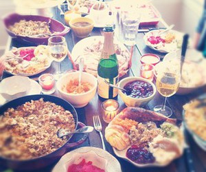 dinner and feast image