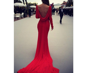 backless, channel, and classy image