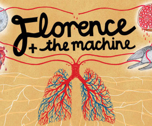 music and florence + the machine image