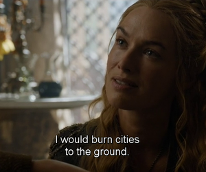 lena headey, quote, and got image
