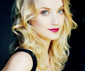 harry potter, evanna lynch, and luna lovegood image