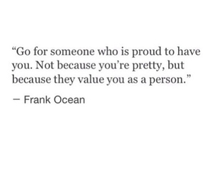 quote, love, and frank ocean image