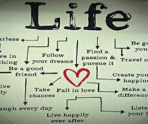 fall in love, life, and love image