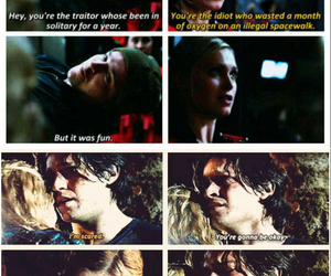 always, sacrifice, and clarke image