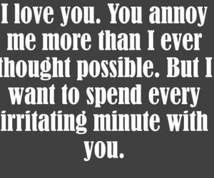 annoying, love, and babe image