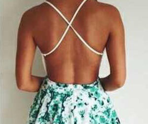 amazing, backless, and hippie image