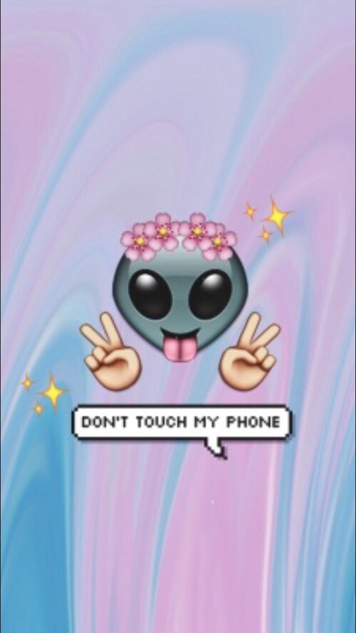 103 Images About Dont Touch My Phone On We Heart It