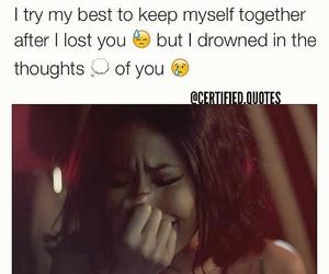 break up, heart break, and true image