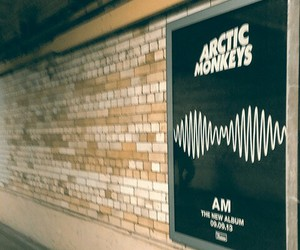 arctic monkeys, am, and music image