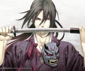 anime and hakuouki image