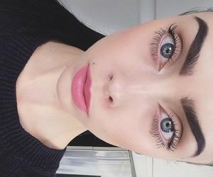 eyebrows and johanna image